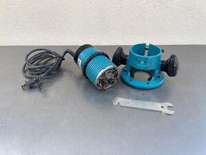 MAKITA ROUTER 1 HP  MODEL # 3606 Corded 7Amp  30,000 Rpm