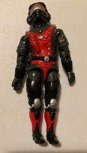 G.I. Joe Figure 1986 Cobra Strato-Viper Night Raven pilot