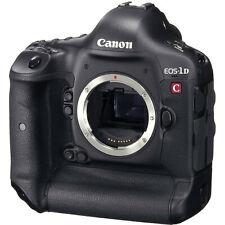 Canon EOS 1DC  Gehäuse / Body B-Ware Fachhändler 964 Auslösungen 1 DC