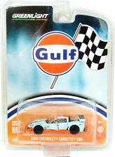 Greenlight 2009 Chevrolet Corvette C6R Gulf Oil Racing 1:64 29885