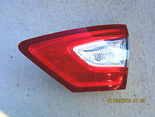 13 - 15 FORD FUSION S SE HYBRID PASSENGER TRUNK TAIL LIGHT P/N DS73-13A602-AB
