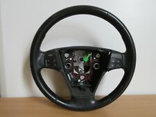 VOLVO S40 SE 2008 3 SPOKE STEERING WHEEL IN BLACK