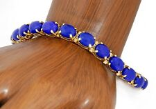 Rare VTG RH & Company Natural Lapis Lazuli 23.94 tcw in 14k SOLID Yellow Gold