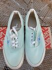 Vintage Vans Shoes Made in USA  Size 6 1980's Deadstock