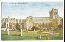 Christchurch Priory, PPC, Unposted, by Photochrom no 4739, Celesque 4739