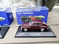 VOLVO COLLECTION 1/43 DIECAST VOLVO PV 544 Bordeaux   New   BOXED