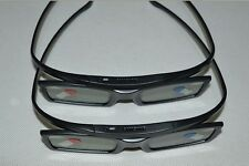 2 X  Samsung SSG-5100GB Active 3D Substitute for Panasonic 3DGlasses TY-ER3D5MA