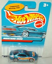 Hot Wheels 1998  Mexico  1999 Ford Mustang rare hard to find