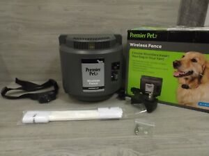 Premier Pet Wireless Fence Pet Containment GIF00-16917