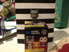 NEW FUNKO HOT TOPIC EXCLUSIVE DC HEROES & PETS MYSTERY MINI CAT ISIS1/24