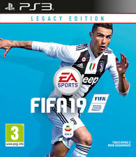 Fifa 19 Legacy Edition (Calcio 2019) PS3 Playstation 3 IT IMPORT ELECTRONIC ARTS