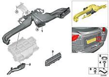 BMW OEM 06-10 550i Rear Bumper-Vent 64229303806