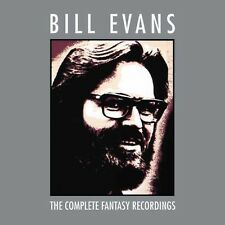 Bill Evans - Complete Fantasy Recordings [New CD] Boxed Set