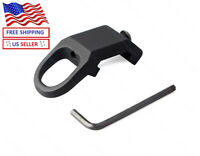 Rail Mount Sling Adapter Low Profile Attachment Point for Picatinny Weaver Steel