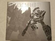 Transformers Warbotron WB-01B Bruticus  Heavy Noise MP Brawl in Mint condition