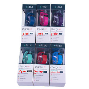 Fitbit Charge HR Wireless Activity & Heart Rate Wristband Black & All colors