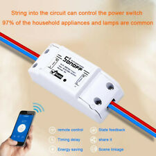Sonoff Wifi Switch Universal Smart Home Automation Module Timer Diy 10A/2200W