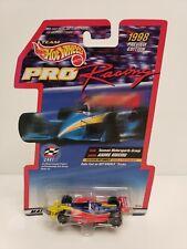 Team Hot Wheels Pro Racing Lola T97 Honda Andre Ribeiro #31 1998 Cart 1/64 HTF