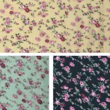 Viscose Rose Craft Fabrics