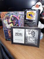 Crüe Ball PAL Sega Mega Drive Genesis Video Game crue Megadrive RETRO CLASSIC VG