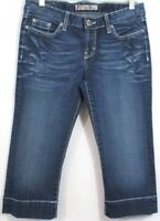 BKE Buckle MADISON Jeans Size 28 Cropped Capri Stretch Denim Inseam 19