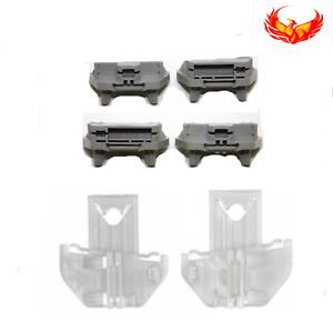 Fits Ford Focus & Lincoln LS 00-09 Window Regulator All Four Door Clip Kits