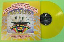 Rare 1978 UK Yellow Vinyl Export LP: Beatles - Magical Mystery Tour - Parlophone