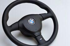 Lederlenkrad BMW E31 E34 E36 E39 Z3 mit Airbag und Schleifring
