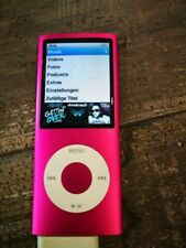 Apple iPod Nano 4G / 4. Generation Pink Rosa (16GB)