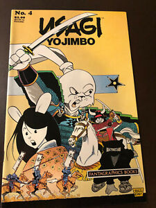 USAGI YOJIMBO 4 VF/NM Fantagraphics  T-337