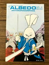 Albedo (1st Series) #4 VF/NM Thoughts & Images / 3rd app Usagi Yojimbo