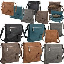 Bag Street Damentasche Umhängetasche Handtasche Schultertasche T0104_1