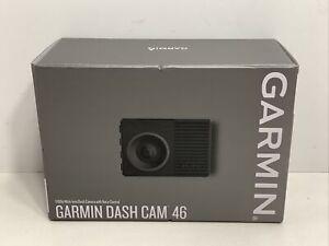 Garmin Dash Cam 46 Dashboard 1080p Camera Black (010-02231-00), NEW!