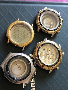 Montres CITIZEN Pieces Detachees NOS 4 Boitiers 2 Mouvements Japan Watches Reloj