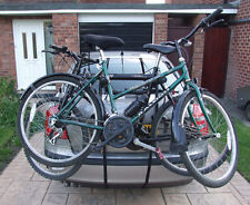 Car & 4x4 Body Boot Mount Fitment 30kg 2 Bike Bicycle Travel Rack Carrier - #C2