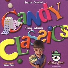 Sugar-Coated Candy Classics Sing-Along by Baby Talk (CD, Apr-2000, Peter Pan...