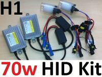 H1 HID Kit 70W 12V Slim Ballasts Hella Rallye 2000 4000 Compact Driving Lights