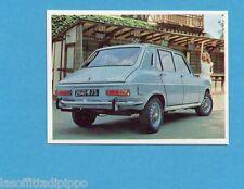 AUTO FLASH-COX anni '70-Figurina n.90- SIMCA 1100 SPECIAL -NEW
