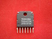 TA8403K Toshiba Original IC + Heat Sink Compound