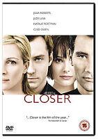 Closer (DVD, 2012)