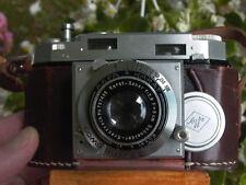 Scarce 1943 Agfa Karat Rangefinder Camera SERVICED NICE
