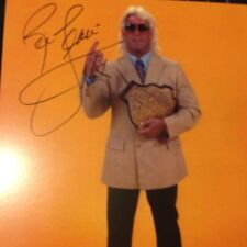Ric Flair Autographed 8x10 W/ Inscription 16x  WWE WCW