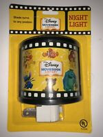 Disney Moviebook Library Night Light New Unopened Stitch Nemo Sully Pooh