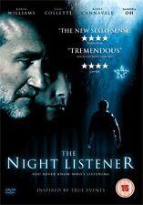 DVD:THE NIGHT LISTENER - NEW Region 2 UK