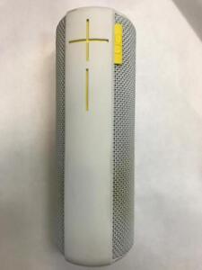 Logitech UE Ultimate Ears BOOM Wireless Bluetooth Speaker WHITE (IL/RT6-9351