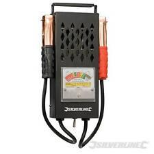 6v & 12v 100amp coche Van Auto carga de batería baja y sistema de carga Tester 282625