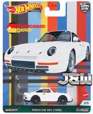 Hot Wheels Porsche 959 1986 White DEUTSCHLAND DESIGN FPY86-957C 1/64