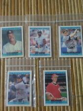 1992 Cracker Jack baseball cards