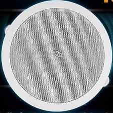 """Cassa Altoparlante Diffusore Audio da Incasso Design Soffitto 4"""" 151 mm 6W"""