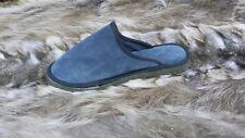 N&a Greco Artigianale Vera Pelle ΜEN'S Pantofole, Stile Classico - Camoscio